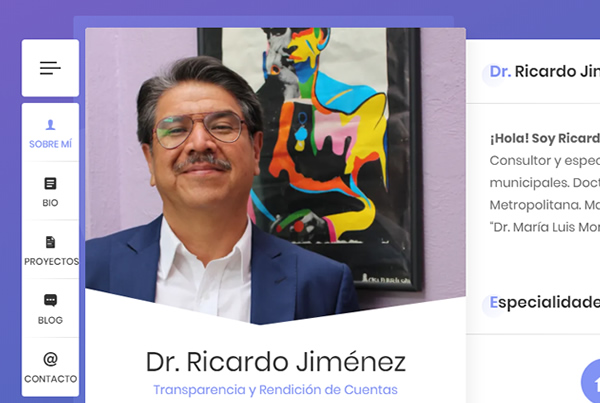 Dr. Ricardo Jiménez