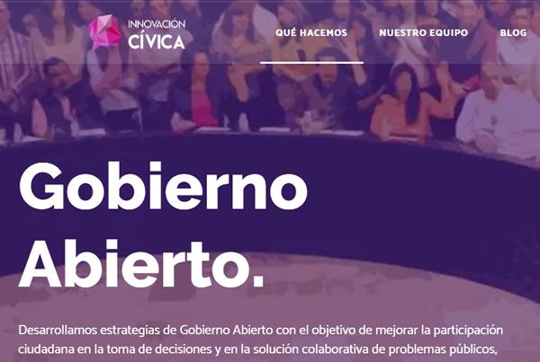 Innovación Cívica